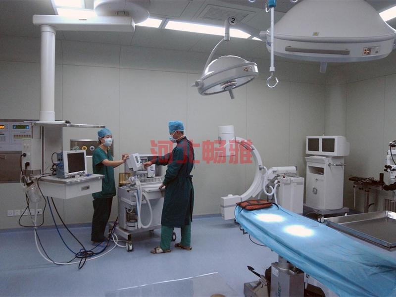 沧州DSA整体辐射防护施工方案