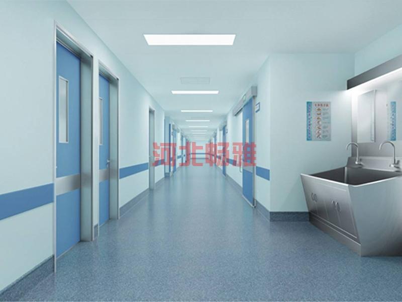 层流手术室-局部图
